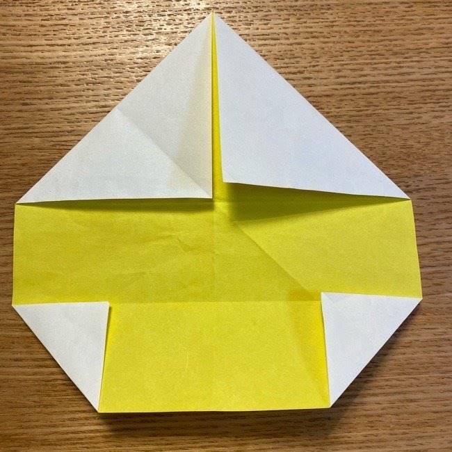 どうぶつの森しずえの折り紙*折り方・作り方 (12)
