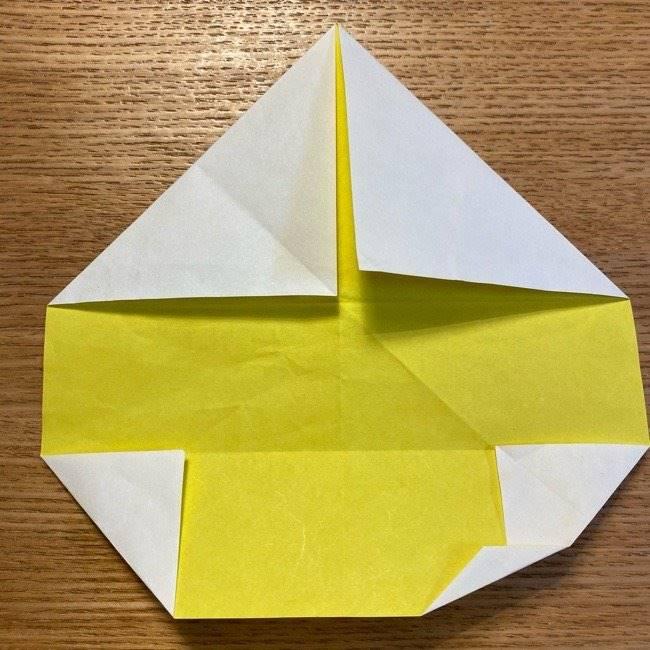どうぶつの森しずえの折り紙*折り方・作り方 (13)