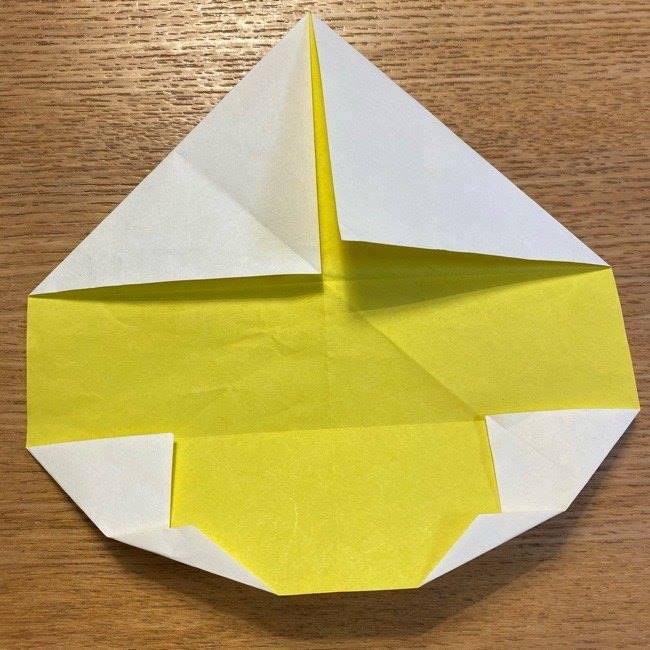 どうぶつの森しずえの折り紙*折り方・作り方 (14)