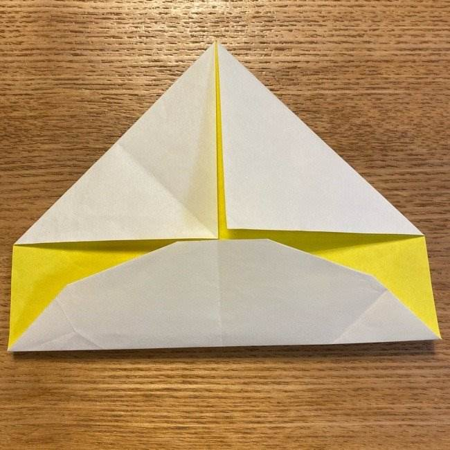 どうぶつの森しずえの折り紙*折り方・作り方 (15)