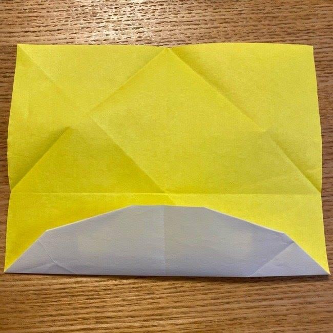 どうぶつの森しずえの折り紙*折り方・作り方 (16)