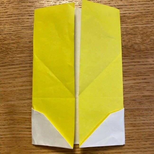どうぶつの森しずえの折り紙*折り方・作り方 (19)