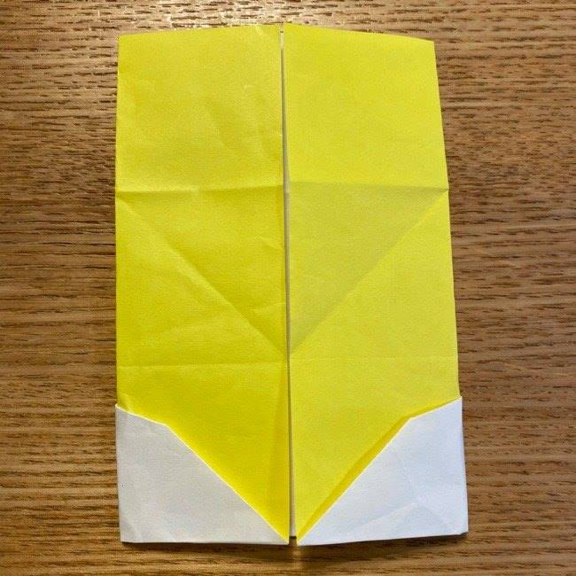 どうぶつの森しずえの折り紙*折り方・作り方 (23)