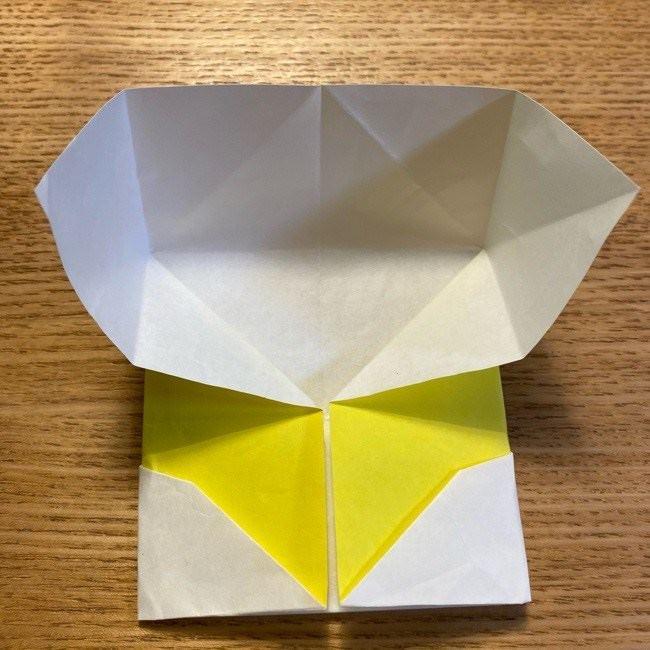どうぶつの森しずえの折り紙*折り方・作り方 (24)