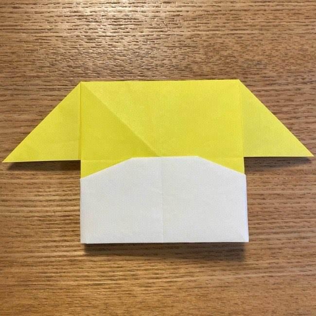 どうぶつの森しずえの折り紙*折り方・作り方 (26)