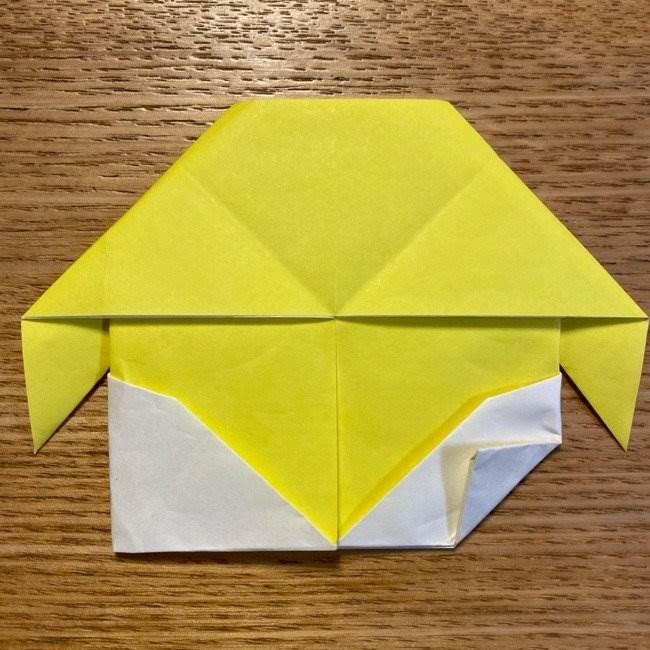 どうぶつの森しずえの折り紙*折り方・作り方 (29)