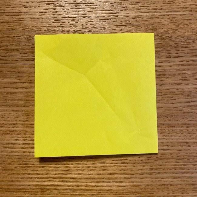 どうぶつの森しずえの折り紙*折り方・作り方 (3)