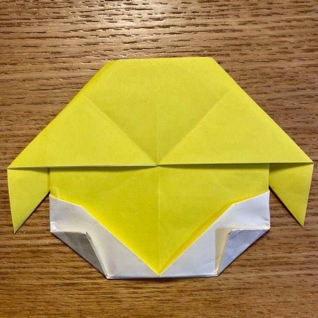 どうぶつの森しずえの折り紙*折り方・作り方 (30)
