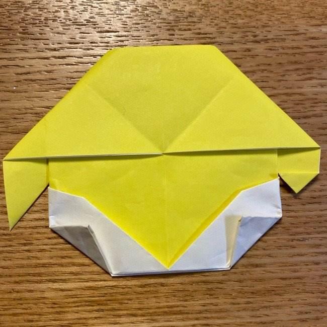どうぶつの森しずえの折り紙*折り方・作り方 (31)