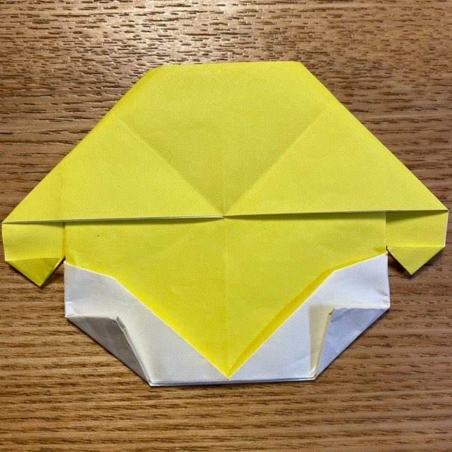 どうぶつの森しずえの折り紙*折り方・作り方 (32)