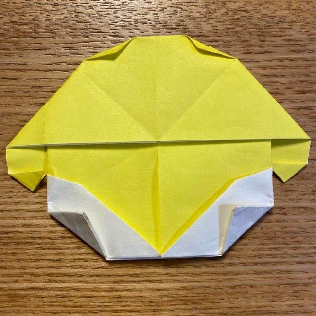どうぶつの森しずえの折り紙*折り方・作り方 (33)