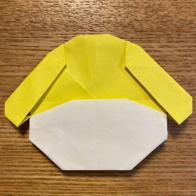 どうぶつの森しずえの折り紙*折り方・作り方 (34)