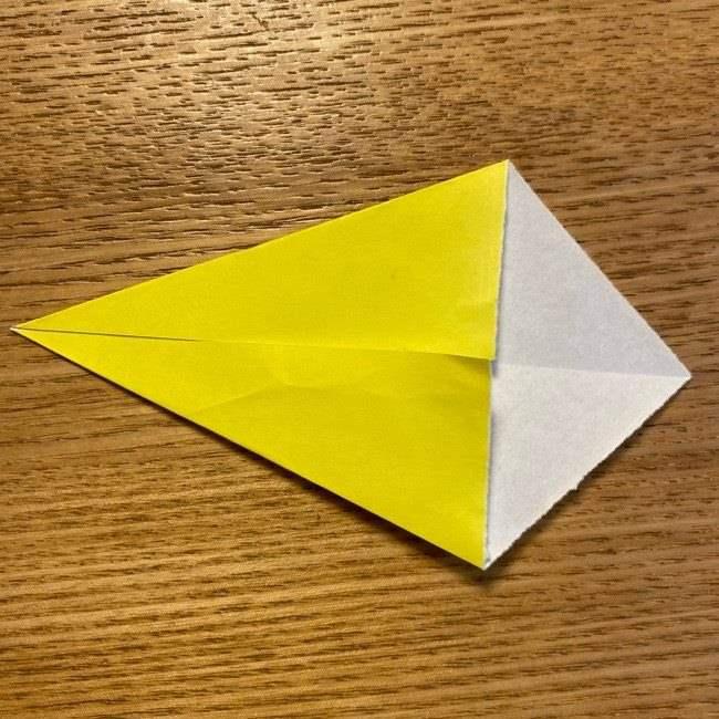 どうぶつの森しずえの折り紙*折り方・作り方 (39)
