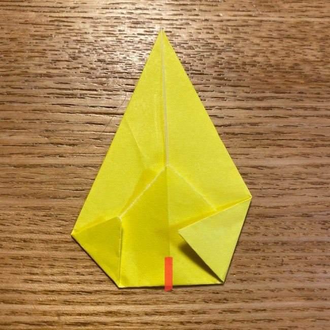どうぶつの森しずえの折り紙*折り方・作り方 (43)
