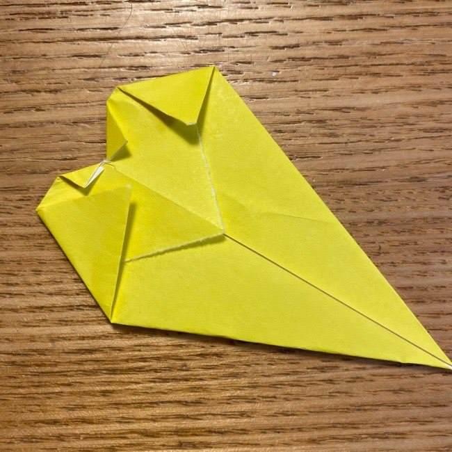 どうぶつの森しずえの折り紙*折り方・作り方 (44)