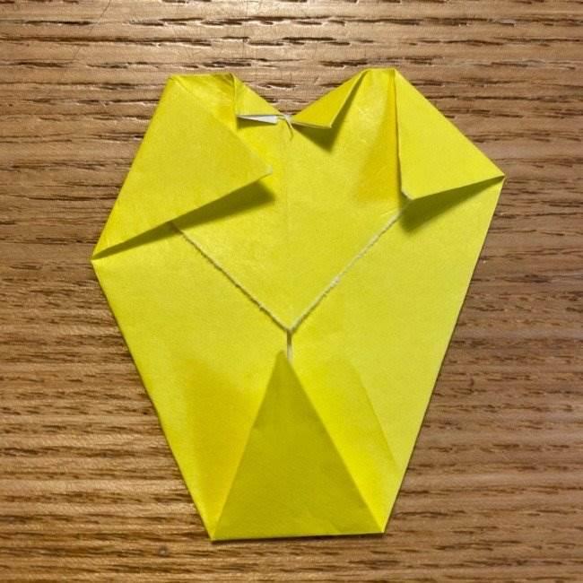 どうぶつの森しずえの折り紙*折り方・作り方 (45)