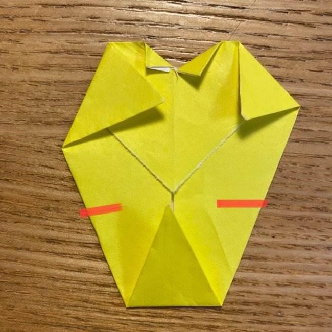 どうぶつの森しずえの折り紙*折り方・作り方 (46)
