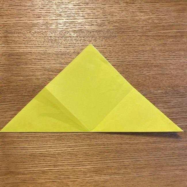 どうぶつの森しずえの折り紙*折り方・作り方 (5)