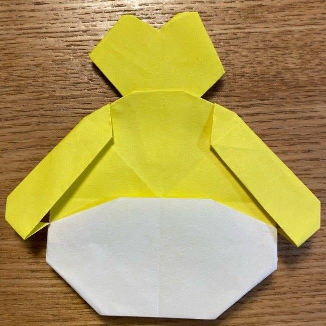 どうぶつの森しずえの折り紙*折り方・作り方 (51)