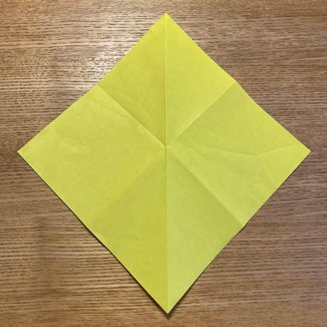 どうぶつの森しずえの折り紙*折り方・作り方 (6)