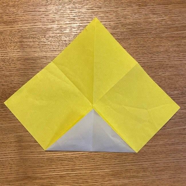 どうぶつの森しずえの折り紙*折り方・作り方 (7)