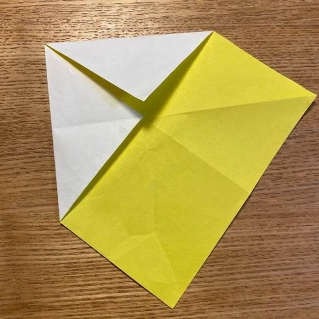 どうぶつの森しずえの折り紙*折り方・作り方 (8)