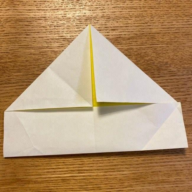 どうぶつの森しずえの折り紙*折り方・作り方 (9)