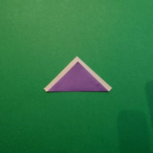 どうぶつの森の折り方「ももこ」の折り紙 (18)