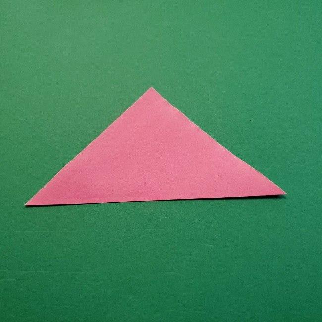 どうぶつの森の折り方「ももこ」の折り紙 (32)