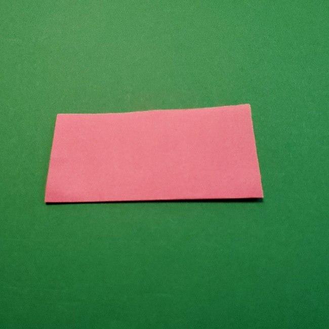 どうぶつの森の折り方「ももこ」の折り紙 (4)