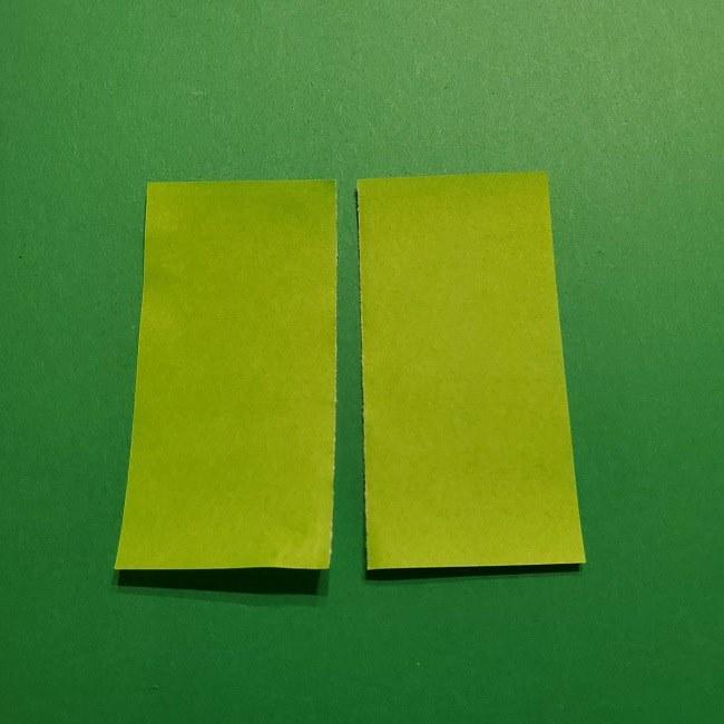 カナエ髪飾りの折り紙 (2)