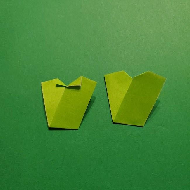 カナエ髪飾りの折り紙 (5)
