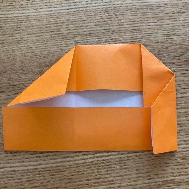 カレーパンマン 折り紙の折り方は簡単♪ (10)