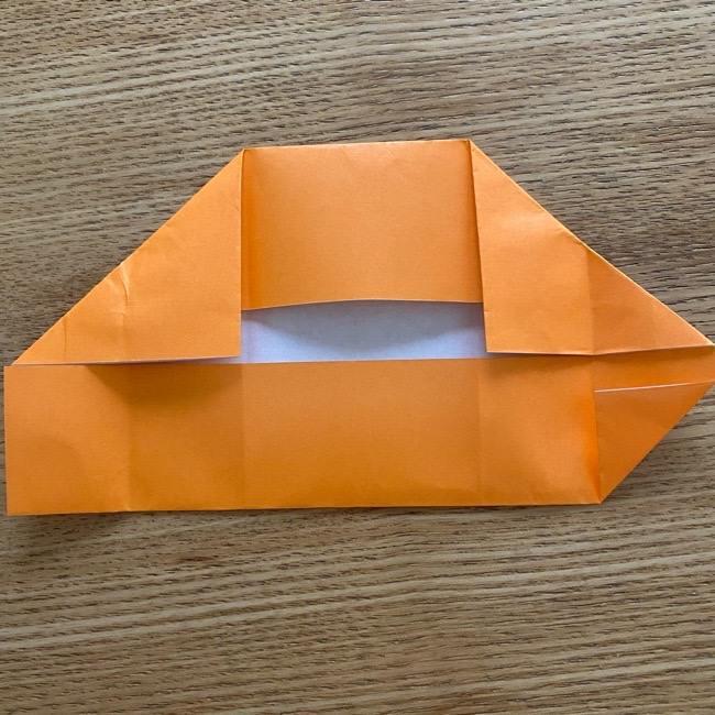 カレーパンマン 折り紙の折り方は簡単♪ (13)