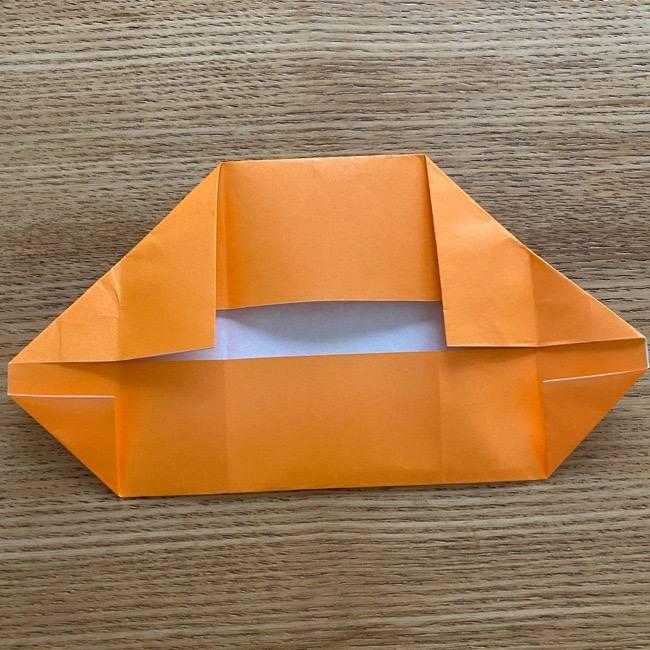 カレーパンマン 折り紙の折り方は簡単♪ (14)