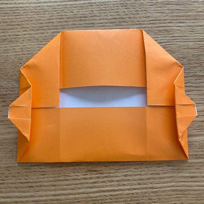 カレーパンマン 折り紙の折り方は簡単♪ (17)