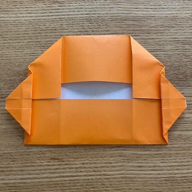 カレーパンマン 折り紙の折り方は簡単♪ (19)