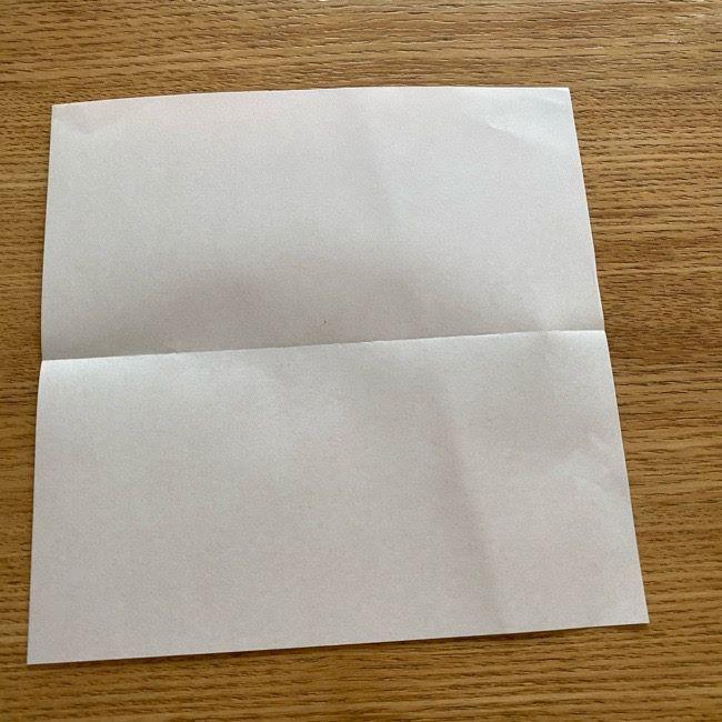 カレーパンマン 折り紙の折り方は簡単♪ (2)