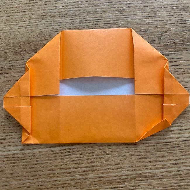 カレーパンマン 折り紙の折り方は簡単♪ (20)