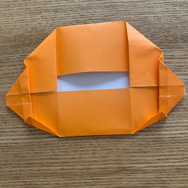 カレーパンマン 折り紙の折り方は簡単♪ (21)