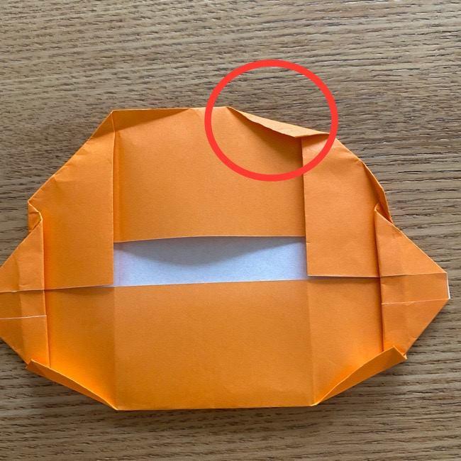 カレーパンマン 折り紙の折り方は簡単♪ (23)