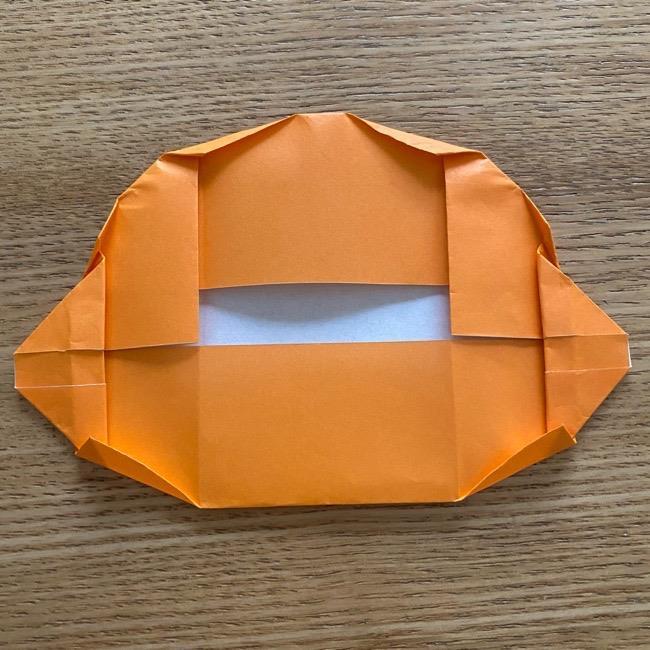 カレーパンマン 折り紙の折り方は簡単♪ (24)