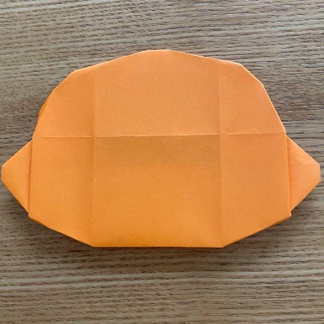 カレーパンマン 折り紙の折り方は簡単♪ (25)