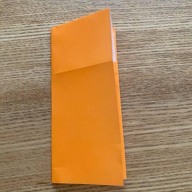 カレーパンマン 折り紙の折り方は簡単♪ (5)