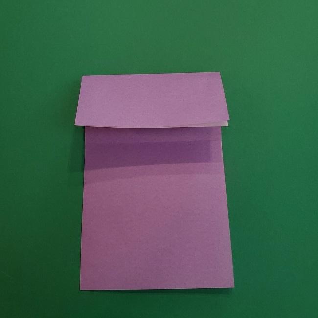 キュアアースの折り紙 折り方・作り方 (10)