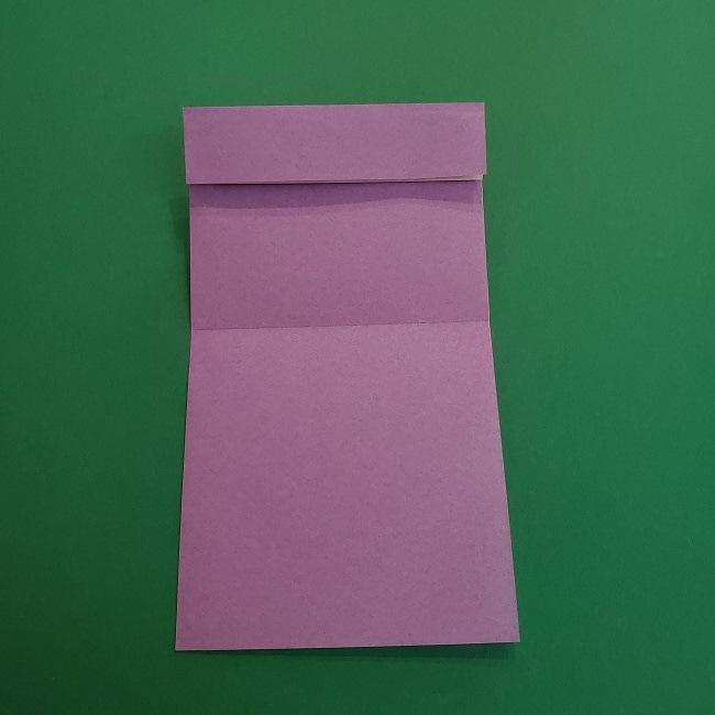 キュアアースの折り紙 折り方・作り方 (11)