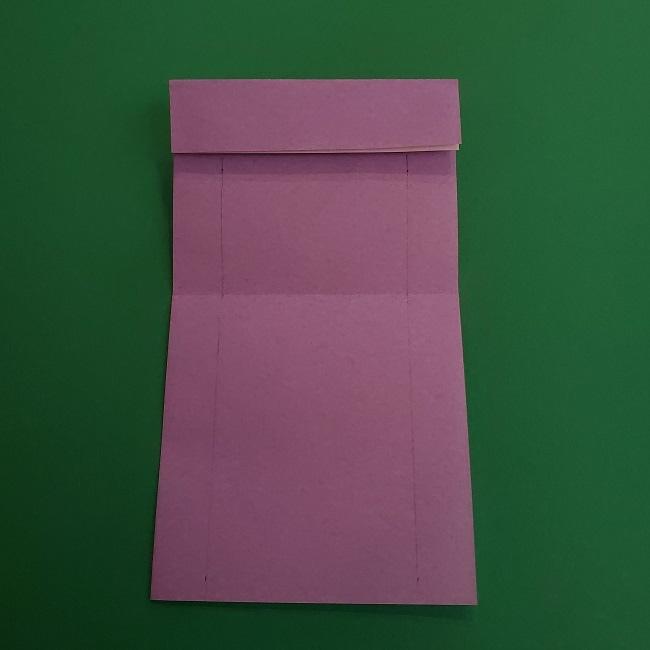 キュアアースの折り紙 折り方・作り方 (12)