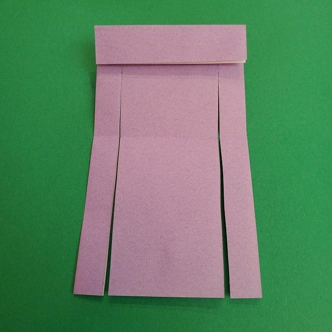 キュアアースの折り紙 折り方・作り方 (13)