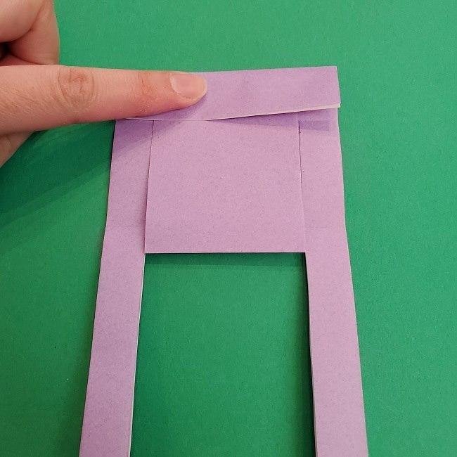 キュアアースの折り紙 折り方・作り方 (14)
