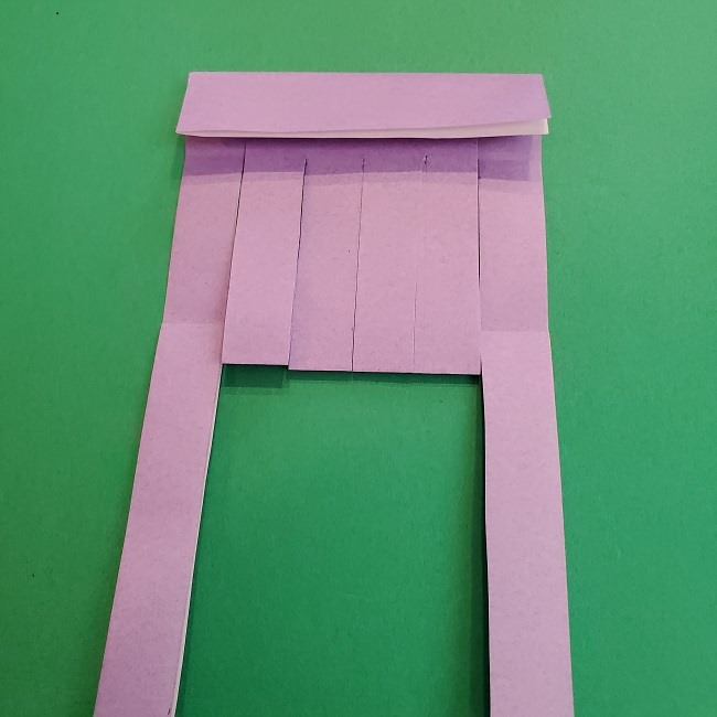 キュアアースの折り紙 折り方・作り方 (15)